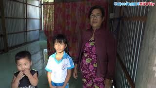 Quà Anh Nguyễn Vinh, Cô Nhung, Cô Hồng Hải tặng quà cho người nghèo   CSQMT 11/12/2018