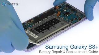 Samsung Galaxy S8+ Battery Repair & Replacement Guide - RepairsUniverse