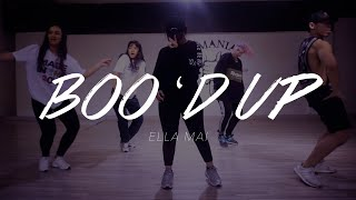 BOO'D UP @ELLAMAI by #PKTOUCHDOWN Video