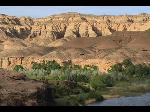 Kazakhstan (4/6): Kokpek Pass, Charyn Gorge & Sogeti Plain