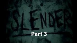 Slender Rising iOS Gameplay Part 3 - NIGHTVISION MODE