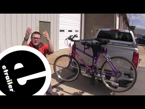 Thule Bike Adapter Bar Review - etrailer.com