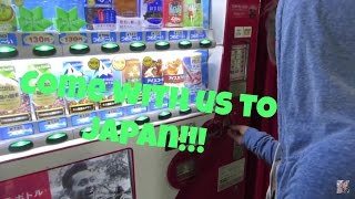 Japan Vlog 2015: Come With Us to Tokyo