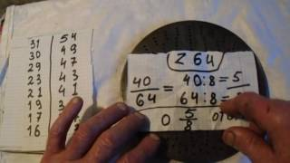 видео Штангенциркуль — инструкция по использованию