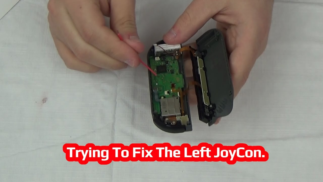 How to Fix Joy-Con Connection Issues: Fix Nintendo Switch