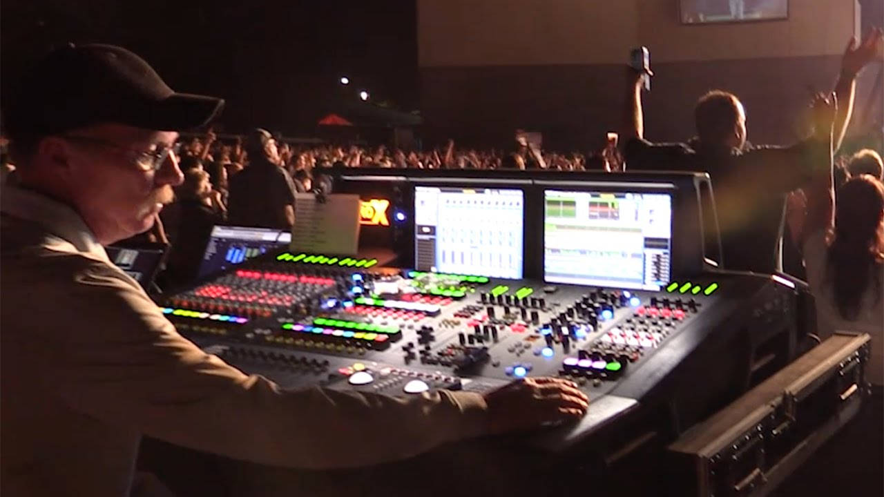 Midas Behind The Desk Featuring Dirk Duram Toby Keith Foh Engineer You