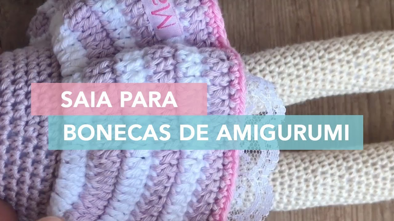 Amigurumi Step by Step AmiMara Crochet Doll Simone Eleotério ... | 720x1280