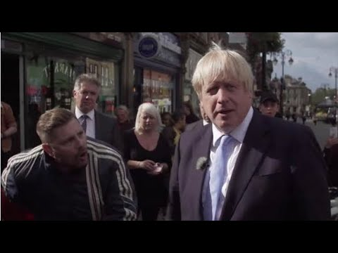 The unpopular populist? Boris Johnson and the art of dealing with hecklers