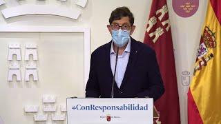 Murcia prohíbe las reuniones de más de 6 personas no convivientes