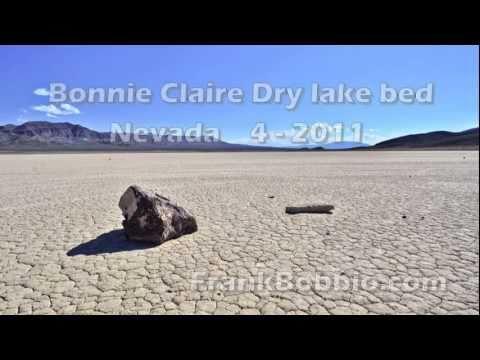 Bonnie Claire Dry Lake Aerial Video.wmv