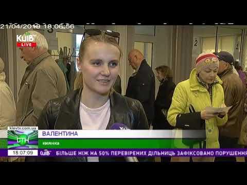 Телеканал Київ: 21.04.19 Столичні телевізійні новини 18.00
