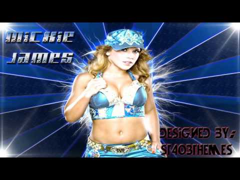 "Mickie James 3rd WWE Theme Song ""Obsession"""