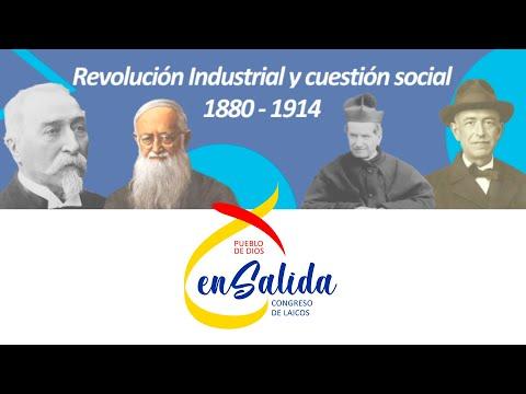 Revolución Industrial y cuestión social (1880 – 1914)