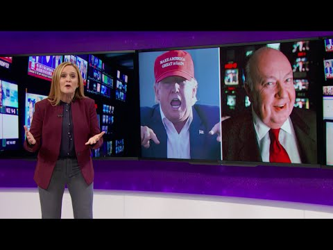 Chief Executive Fear Mongerer (Web Bonus: Act 2, Part 2) | Full Frontal with Samantha Bee | TBS