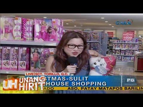 Unang Hirit: Christmas-sulit warehouse shopping