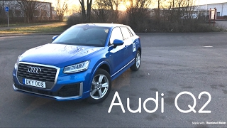 2017 Audi Q2 S-Line