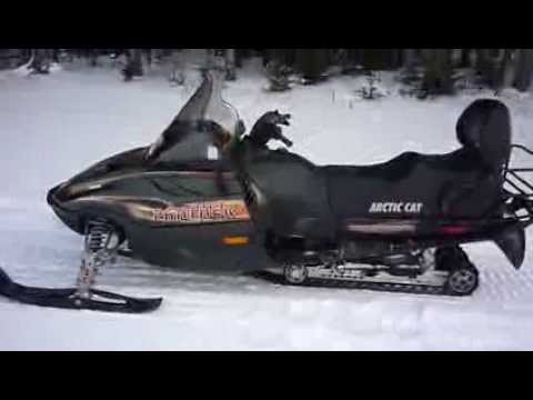 Arctic Cat 2003 Panther 370 R