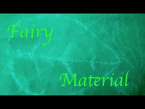How to Make Fairy Material!!!