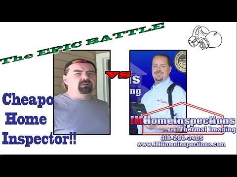 Cheap Home Inspector vs Quality Home Inspector