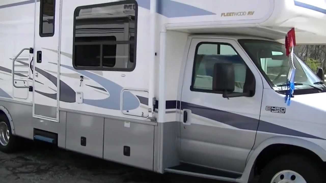 Creative Toyota Motorhomes 2011  YouTube