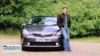 Toyota Prius+ MPV review - CarBuyer