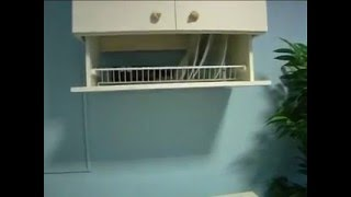 видео Купить кухонный навесной шкаф