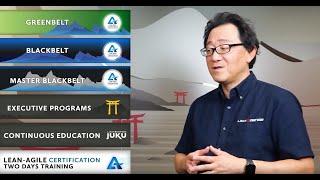 Lean Agile Transformation by Lean Sensei International
