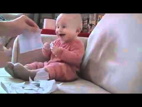 Clip vui nhat the gioi   baby laughing   cuoi be bung   itmevn net   YouTube