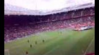 United song -- Take me home united road