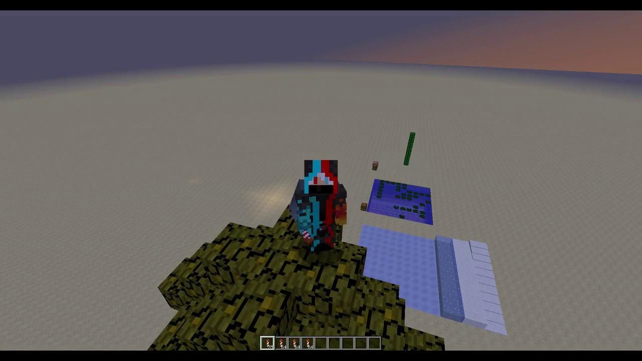 【Jie的遊戲實況】指令方塊小遊戲-1.11.2美化世界 - YouTube
