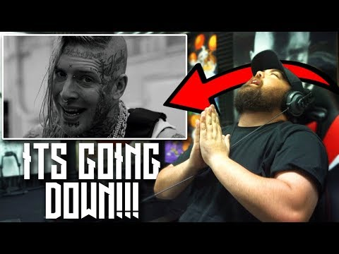 """RAPPER REACTS to Tom MacDonald – """"Lethal Injection"""" (MAC LETHAL DISS)"""