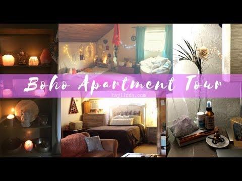 Boho, Hippie, Tumblr Apartment Tour! // Taylluna