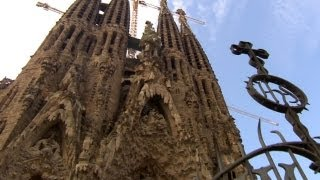 God's Architect: Antoni Gaudi's glorious vision(Architect Antoni Gaudi's vision for the Sagrada Familia, a church under construction for over 130 years, is aided by modern technology. Lara Logan reports., 2013-03-11T00:17:32.000Z)