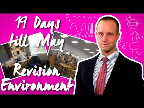 Revision Environment - 30 Days Till May - Succeed In Your GCSE And IGCSE