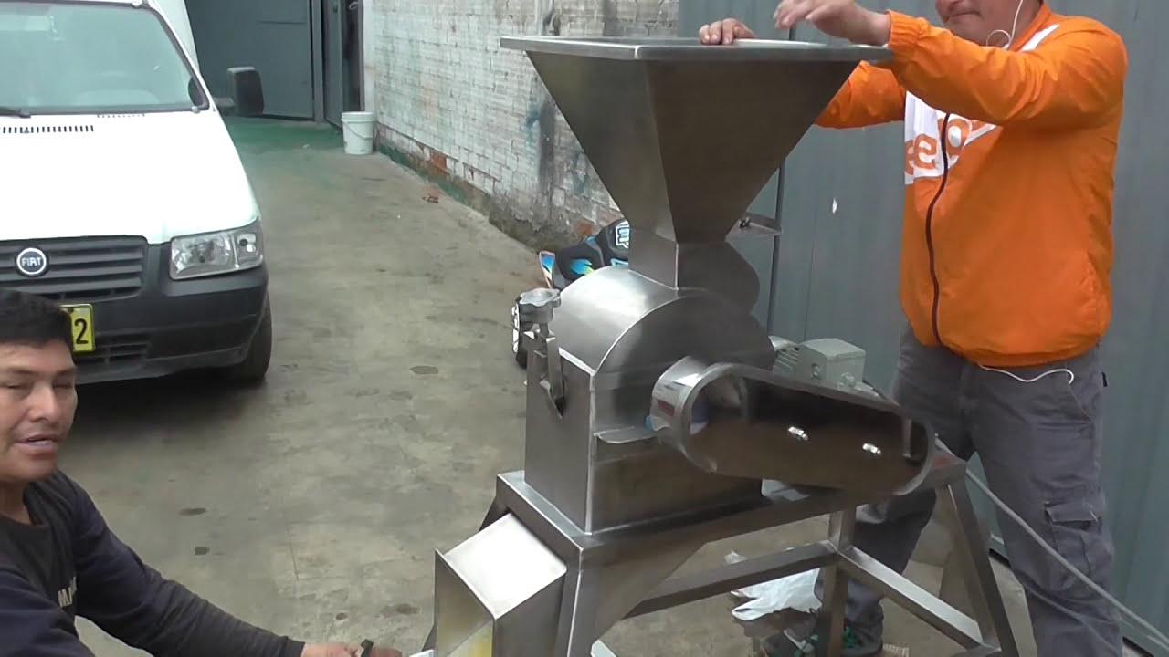 Molino de martillo moler y micropulvizar maiz trigo - Molino de trigo ...