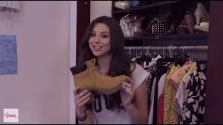 Kira Kosarin Shows YOU Her Personal Bedroom Closet!