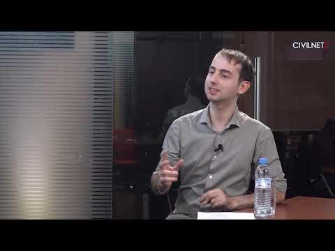 2020-12-14 - Эрик Акопян: Политический кризис в Армении. Захват 2 сел. Обсуждение последних событий.