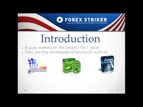 Forex Striker Robot