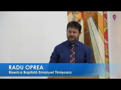 Duminică 14 Iulie 2019 PM - Radu Oprea