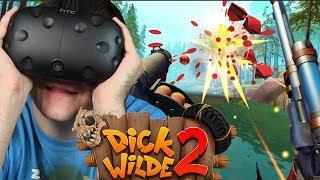 DZIKI SPŁYW RZEKĄ - Dick Wild 2 (HTC VIVE VR)