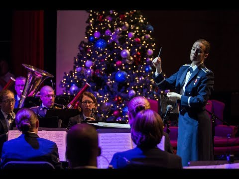United States Air Force Band of the West Presents Holiday in Red, White & Blue