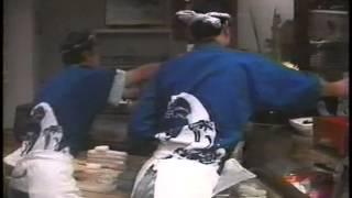 パンタの facebook:https://www.facebook.com/pages/パンタ笛吹/407554726038300 Sushi Chefs play Sushi related Rock'n Roll tunes inside the Sushi bar.