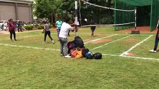 Throwball Tournament @ Gopalan Sports Center