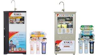 Máy lọc nước Taka RO VS6 l RO Water Purifier Review Test & Price
