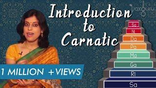 Voice Training Ep #4 | Introduction to Carnatic Music | VoxGuru