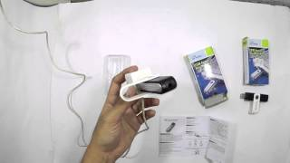 USB Powered Air Care Air Ionizer and Purifier DealExtreme