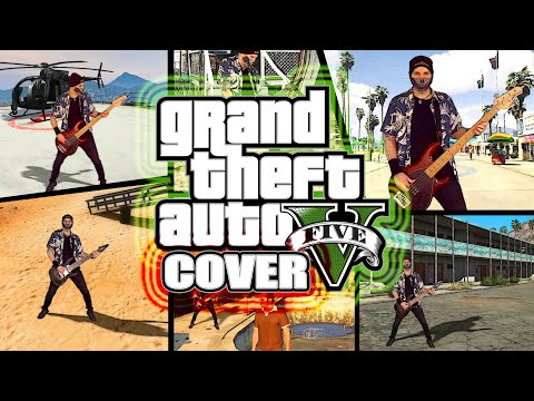 GTA V - [Pause Menu Theme] - Beyond The Weakest Point (ROCK COVER)