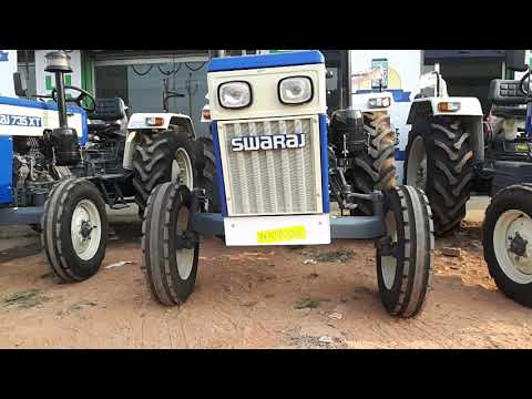 Swaraj 834 XM Tractor Price, Full Specifications & First Look | स्वराज 834 XM ट्रैक्टर | HD VIDEO