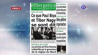 LA REVUE DES GRANDES UNES DU MARDI 19 MARS 2019 - ÉQUINOXE TV