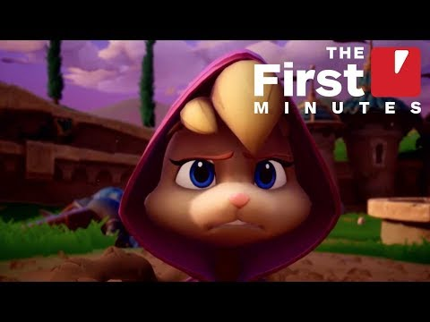 Spyro Reignited Trilogy: The First 12 Minutes of Spyro: Year of the Dragon
